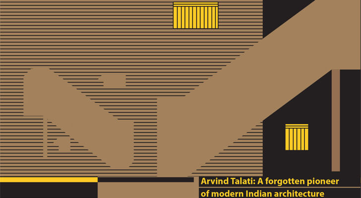 exhibition of Ar. Arvind Talati