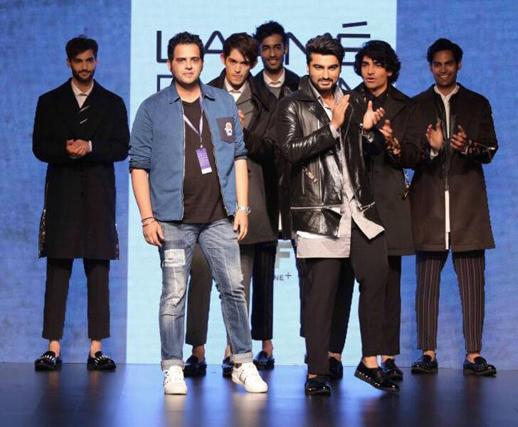 Label: Sahil Aneja Designer: Sahil Aneja
