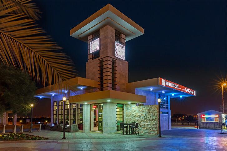 MW Cafe exteriors