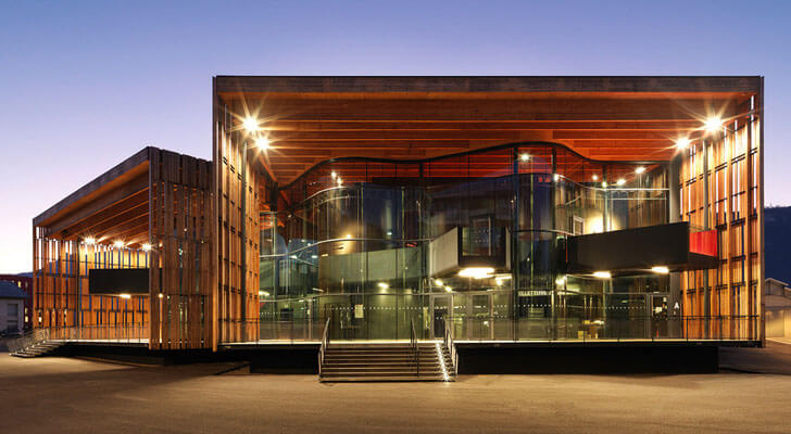 """La belle concert hall herault arnod architects indiaartndesign"""