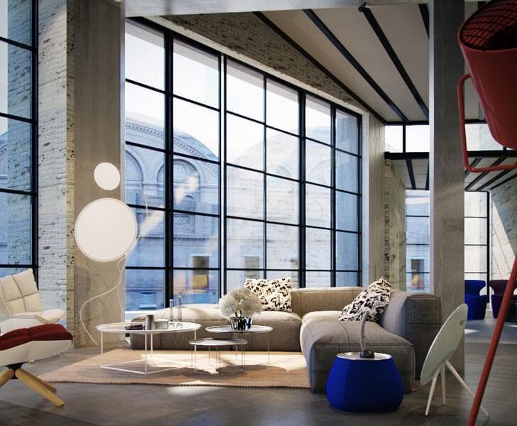 """""""tableau NY Loft AHA Studio indiaartndesign"""""""