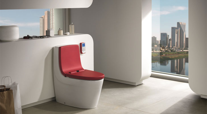 """roca smart bathroom indiaartndesign"""