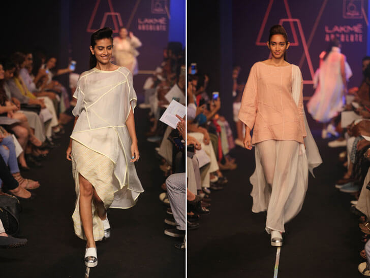 """layered garments schulen fernandes indiaartndesign"""