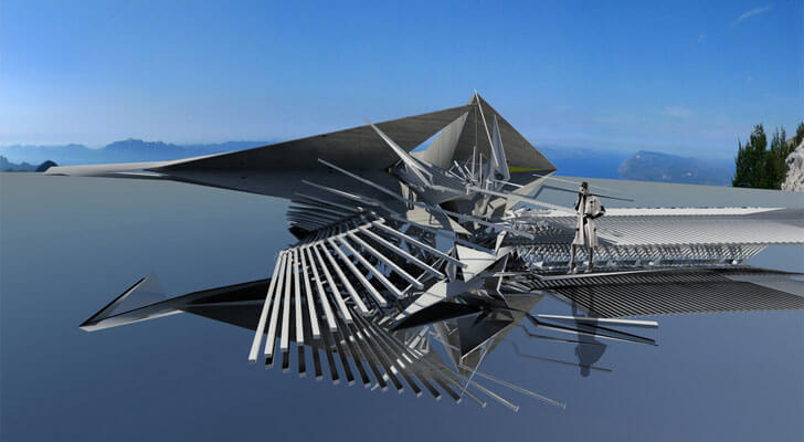 """Seismic Hotel Margot Krasojevic Architects indiaartndesign"""
