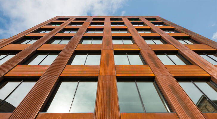 """Timber building MGArchitecture DLR Group indiaartndesign"""