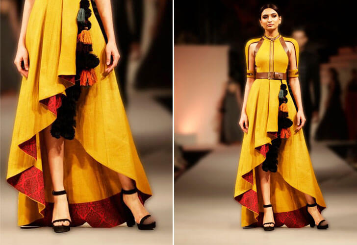 """bright colours are in womenswear by nivedita saboo indiaartndesign"""
