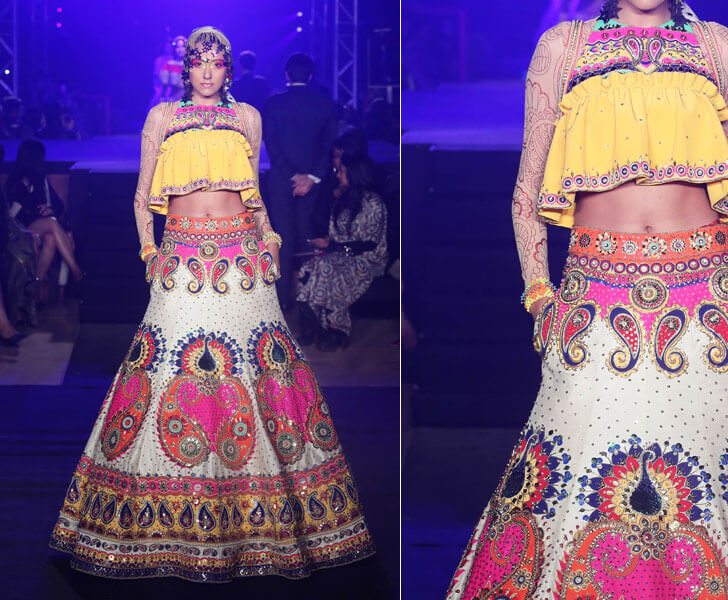 """bright colours manish arora indiaartndesign"""