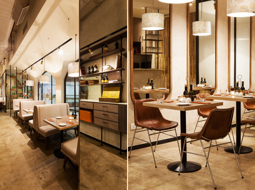 winged-booths-leather-metal-chairs