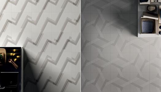 Labyrinth tiles