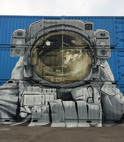 Astronaut by Never Crew