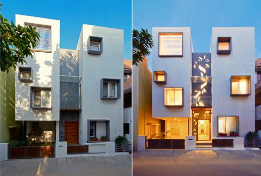 ferrocement facade