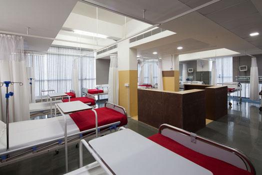 CNS Hospital ward