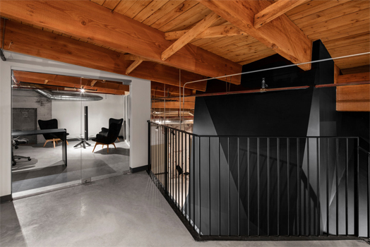meeting room in a modern office