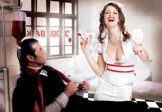 ad campaign shot by Vickram Bawa