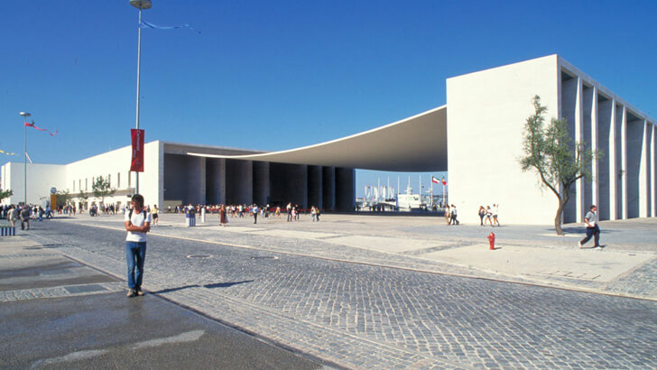 Portuguese National Pavillion, Lisbon