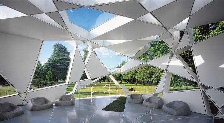 Serpentine Pavillion, London