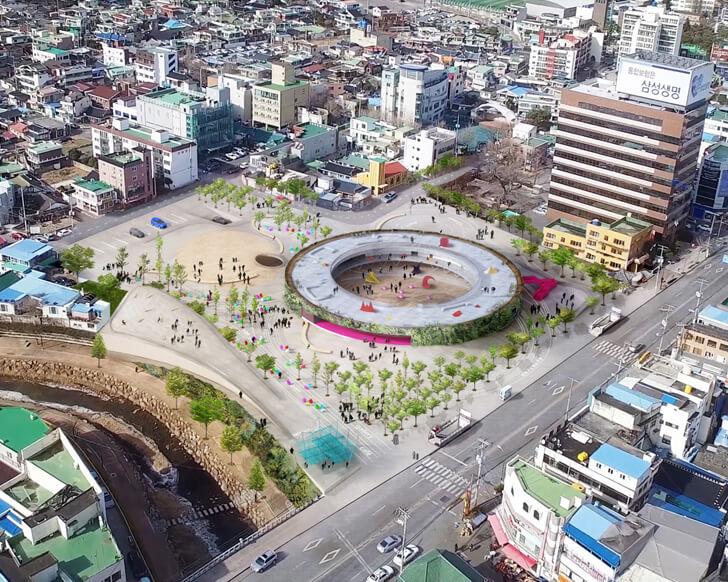 Suncheon Bay Art Centre, South Korea