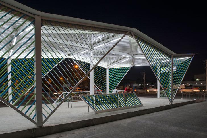 BRT station Cebu