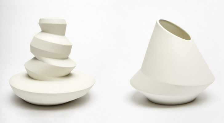 Seismographic Vases