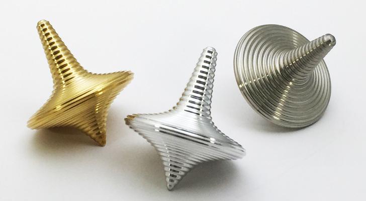 Ensso's Zen spinning tops