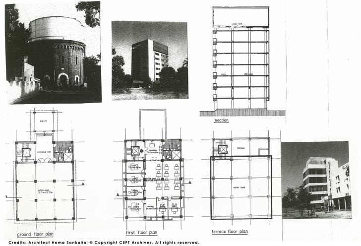 CEPT Archives Ahmedabad - hema sankalia's work