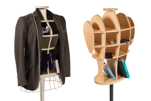 Mannequin Valet Stand by Calaa