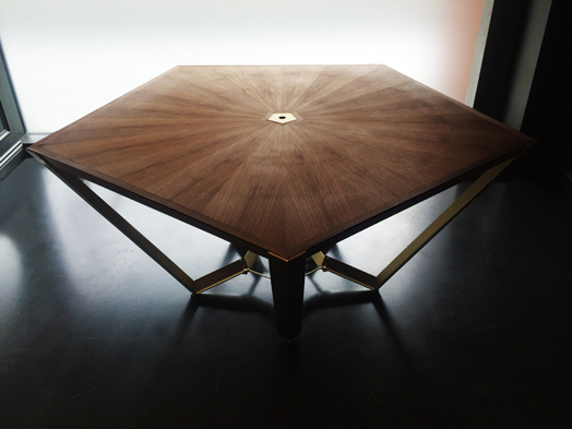 specially crafted table
