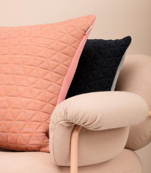 Rest cushions from Note Design Studio