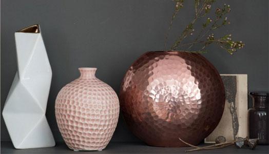 Kelly Hoppen's La vie en Rose Vase