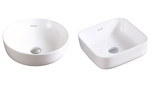 In-Slim basins from Parryware