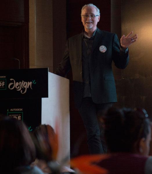 Micky McManus - Founder of Maya Design