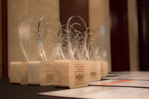 Pune Design Festival - Trophy