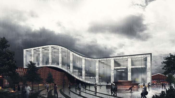 Aarhus School of Architecture, Denmark