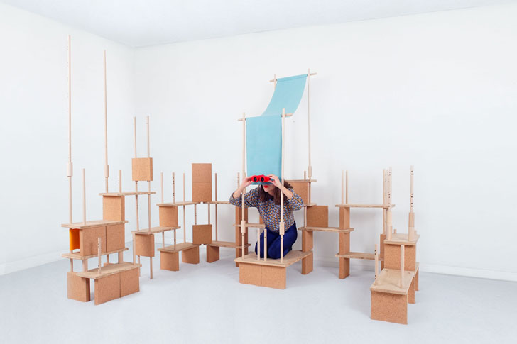 Play Yet functional furniture kit by Smarin