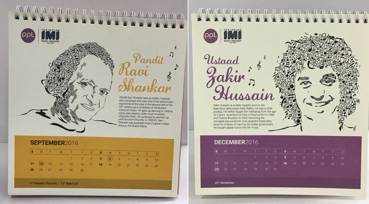 """music legends PPL HB Design Pvt Ltd indiaartndesign"""
