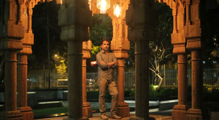 """Sudarshan Shetty art installation Mumbai Rolls Royce Art Programme indiaartndesign"""