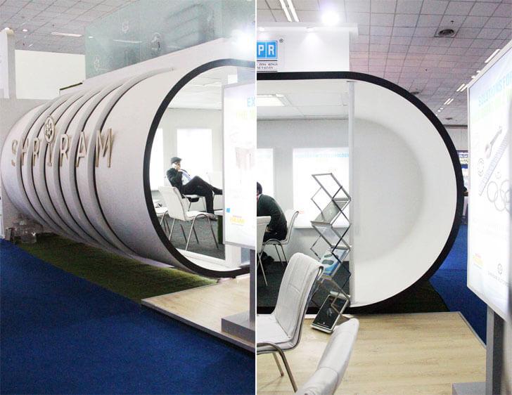 pavillion design