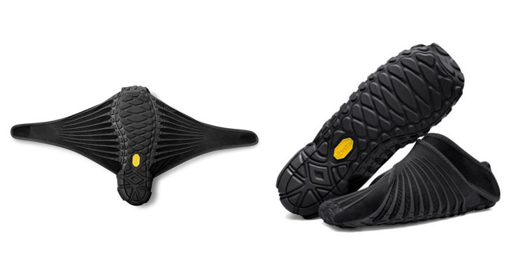 Furoshiki  - the wrapping sole by Vibram®