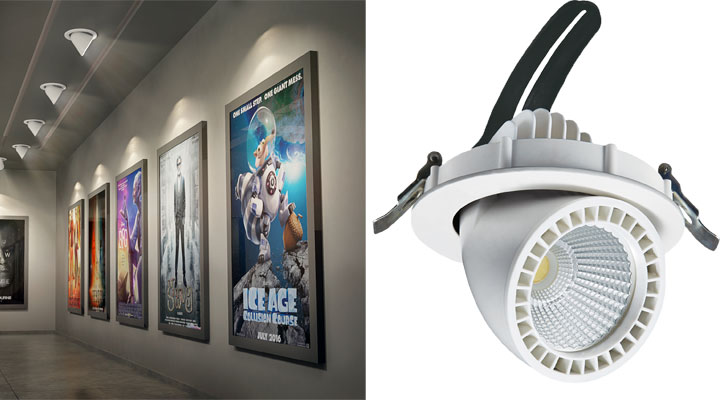 ASKO Pro Zoom Downlight