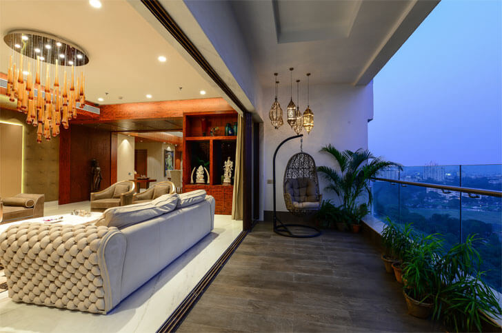 """balcony rupande shah indiaartndesign"""