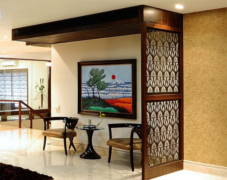 """living room corner rupande shah indiaartndesign"""