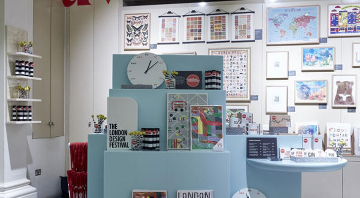 Souvenir Shop - London Design Festival