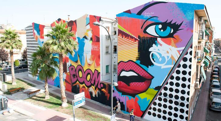 graffiti art by Sen2 Figueroa