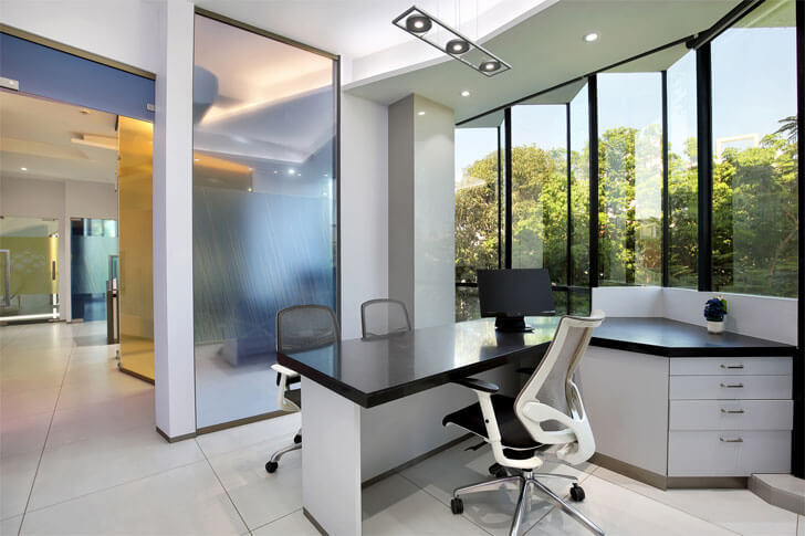 open office interiors