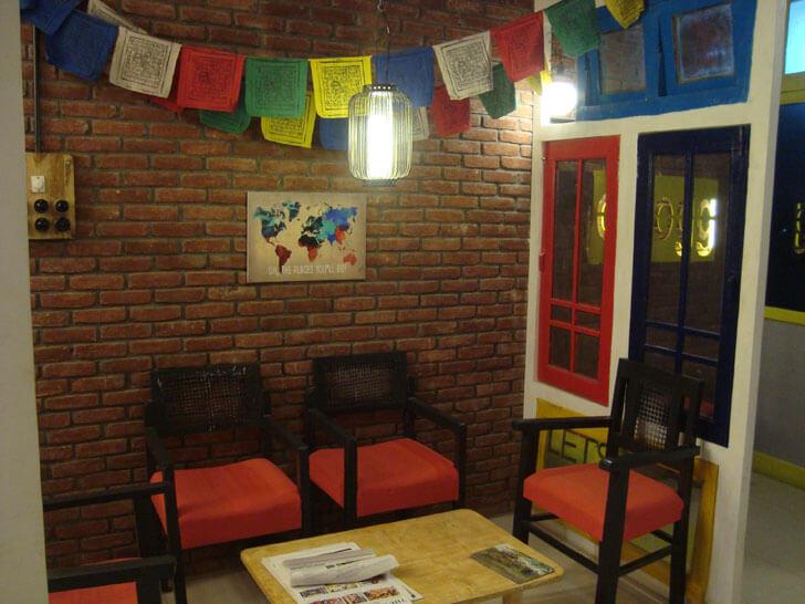 """lounge area dylogg ashish bhattacharya indiaartndesign"""