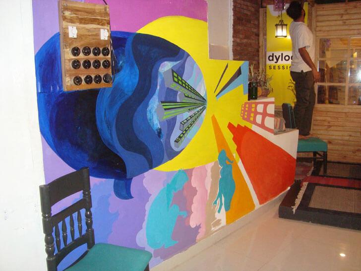 """""""wall art dylogg ashish bhattacharya indiaartndesign"""""""