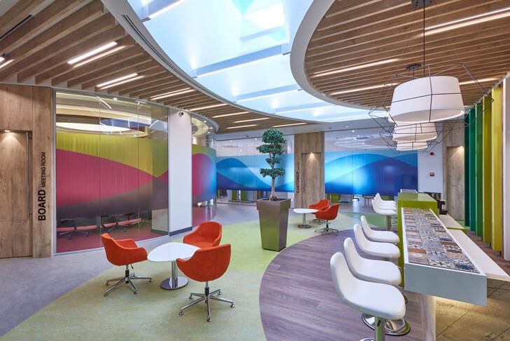 """social outside boardroom EDDA Architecture Halaman Printing indiaartndesign"""