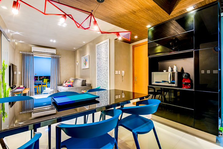 """bespoke luminaire Varandas Mezzanine Architects indiaartndesign"""
