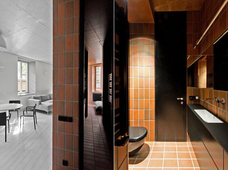 """bathroom bazillion apartment YCL studio indiaartndesign"""