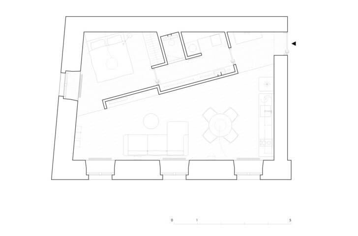 """plan bazillion apartment YCL studio indiaartndesign"""